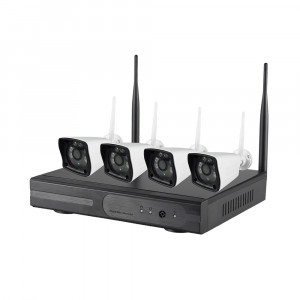 Kit Video WiFi KWF410