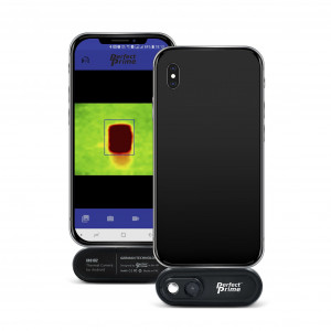 Cameră cu imagini termice pentru smartphone-urile Android: IR0102