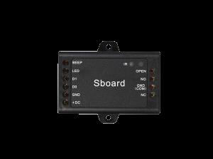 Sboard - mini controler - vedere frontala