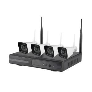 Kit Video WiFi KWF410