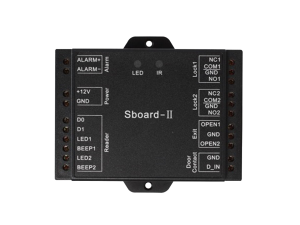 Sboard II - mini controler - vedere frontala