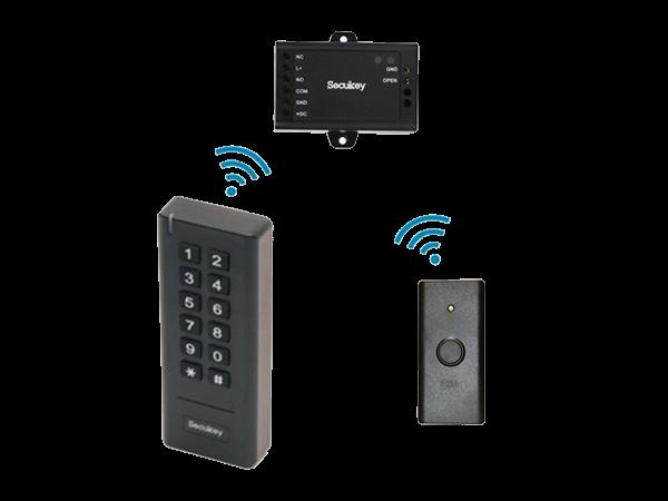 SK3 - mini sistem de control acces standalone wireless