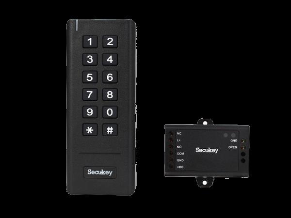 SK3 - mini sistem de control acces standalone wireless - tastatura - controler