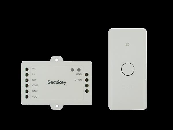 SK3 - mini sistem standalone, wireless - controler si buton REX